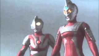 Ultraman Neos vs Nozera & Sazora