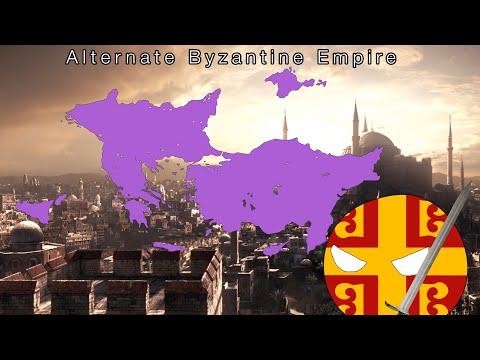 Alternate History Of Eastern Rome. 899-2020