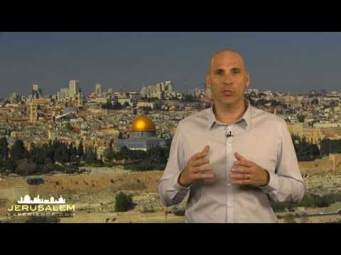 A Video Tour in Jerusalem