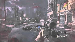 "MW3: ""Scorched Earth"" 