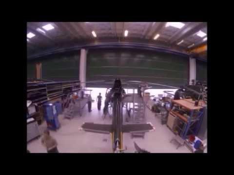 Timelapse: Eftersyn Af Fennec Helikopter