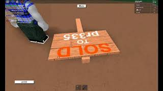 roblox playing with pr335