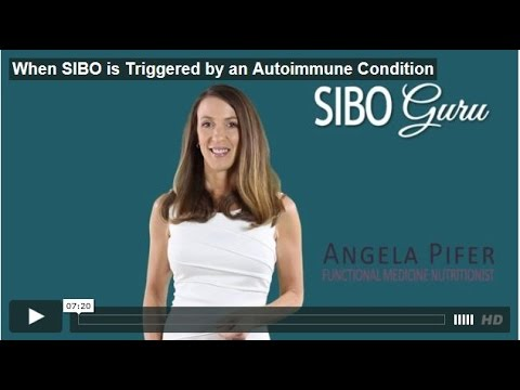 Is SIBO an Autoimmune Condition or Triggered by One?