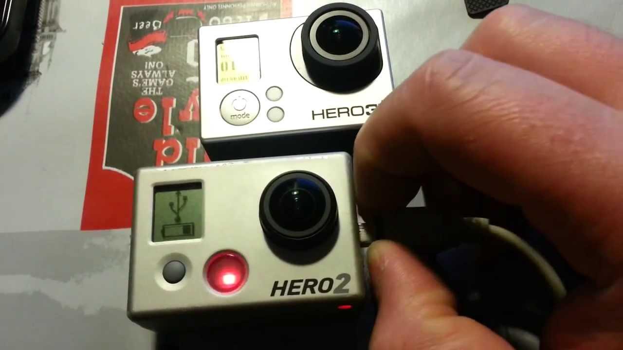 Gopro hero 2 драйверы