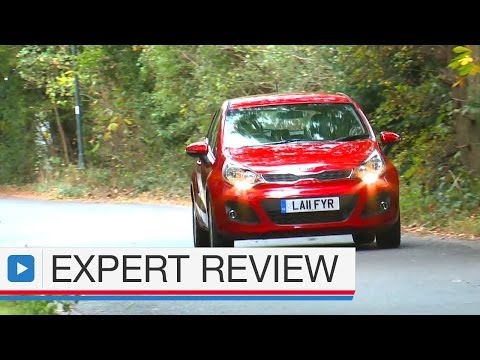 Kia Rio hatchback car review