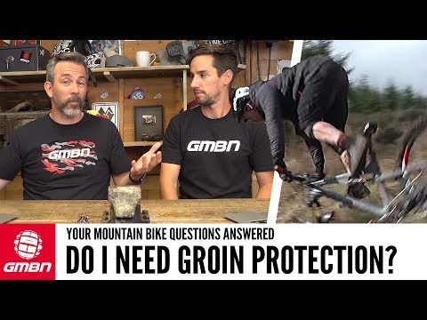 Do I Need Groin Protection?   Ask GMBN Anything About Mountain Biking