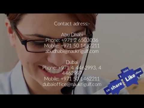 Top 5 online job recruitment agencies in Dubai and Middle East