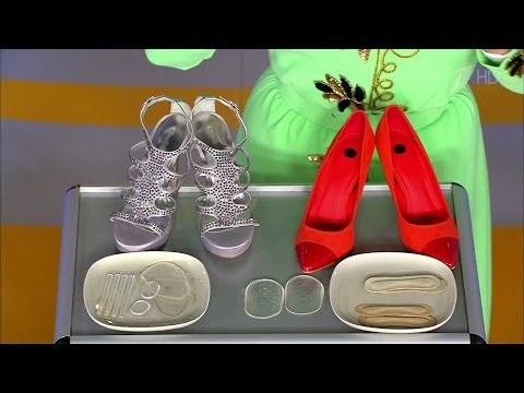 Жить здорово!  Как выбрать защитные вкладыши для обуви. (30.09.2016)