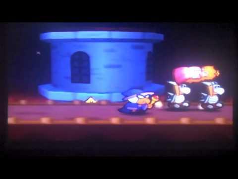 Paper Mario Walkthrough Ch 6 Dark Days In Flower Fields