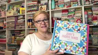 Missouri Star Quilt Company : Jenny's Favorite Things Spring 2019 Limited Edition