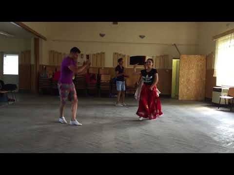 Authentic Roma Gypsy Dancing