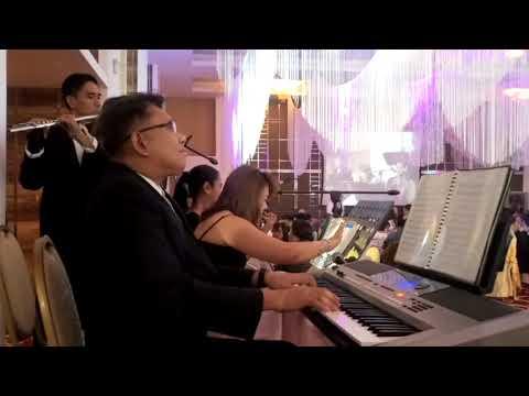"STRING QUARTET MANILA PHILIPPINES ""Beautiful Girl"" (Trio Ensemble) WEDDING MUSICIANS BAND EVENTS"