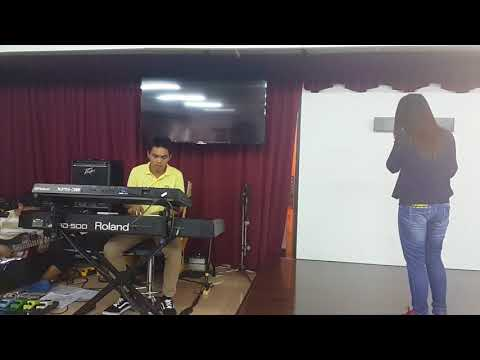 LGM Taichung practice worship by sis jazz