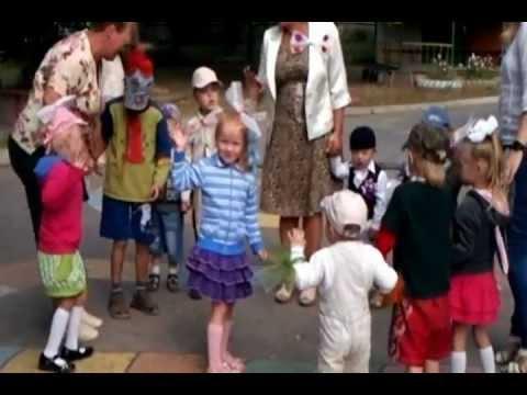 Праздник бантиков в детском саду № 9 г.Кушва.avi