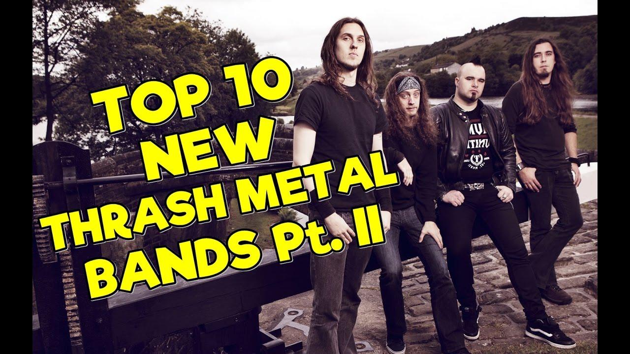 top 10 new thrash metal bands pt ii youtube. Black Bedroom Furniture Sets. Home Design Ideas