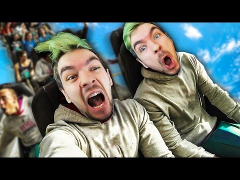 WELCOME TO JACKABOY LAND   Planet Coaster #1