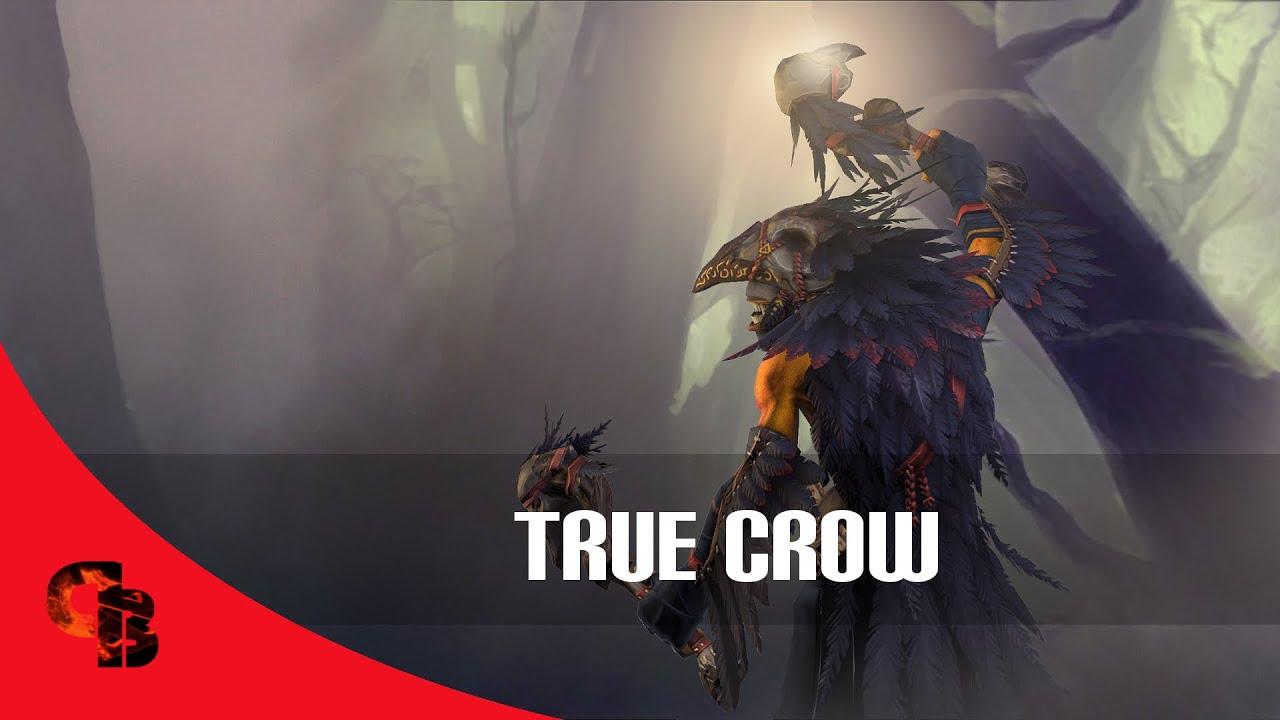 The True Crow Shadow Shaman set preview Dota 2 - YouTube