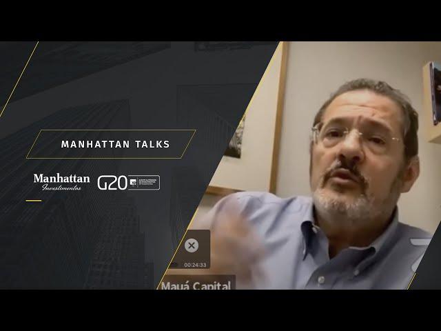 Manhattan Talks: A maior crise com o menor juros na abordagem do ex-diretor do Banco Central
