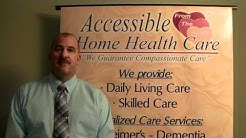 In Home Health Care Agency In Ocala Florida