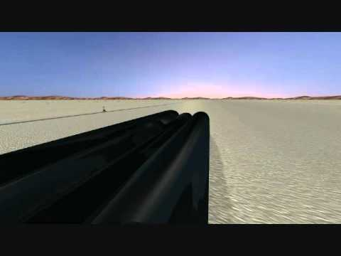 Thrust SSC rFactor