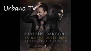 Ya No Me Duele Mas Remix  | Silvestre Dangond Feat. Farruko | [OFFICIAL AUDIO]