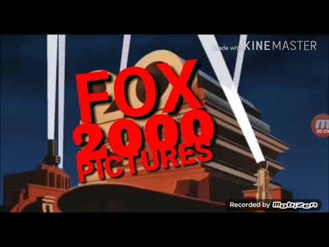 Fox 2000 Pictures 2007 Logo