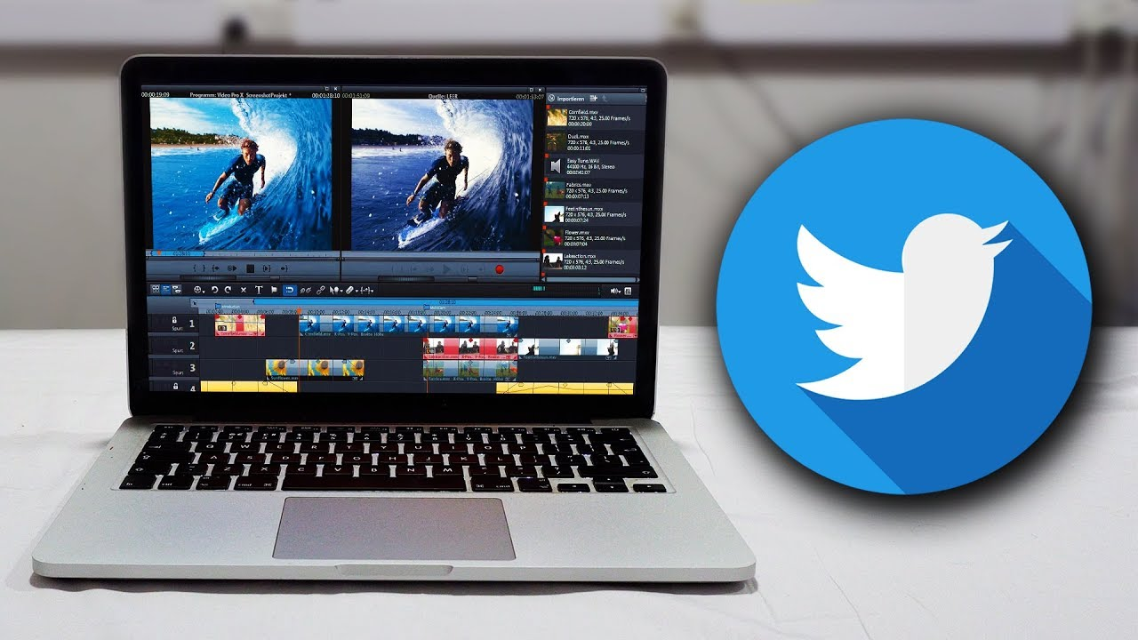 How to make money video editing online with twitter for Rendering online