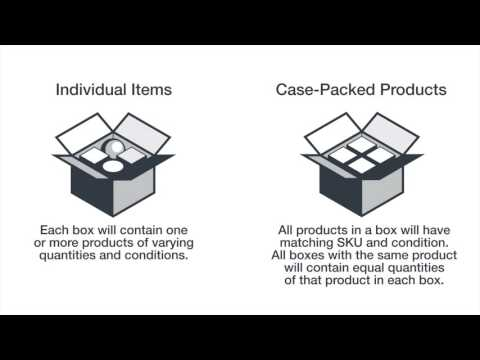 Fulfillment by Amazon: Registration and Preparing Products for FBA