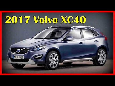2017 volvo xc40 picture gallery youtube. Black Bedroom Furniture Sets. Home Design Ideas