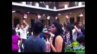 Celebración Día del Cariño I.N.E.B. Ciudad Vieja, Sacatepéquez