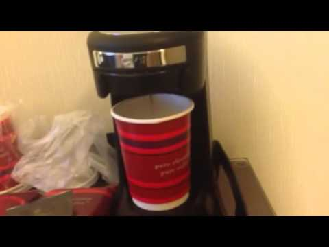 How to make hotel coffee