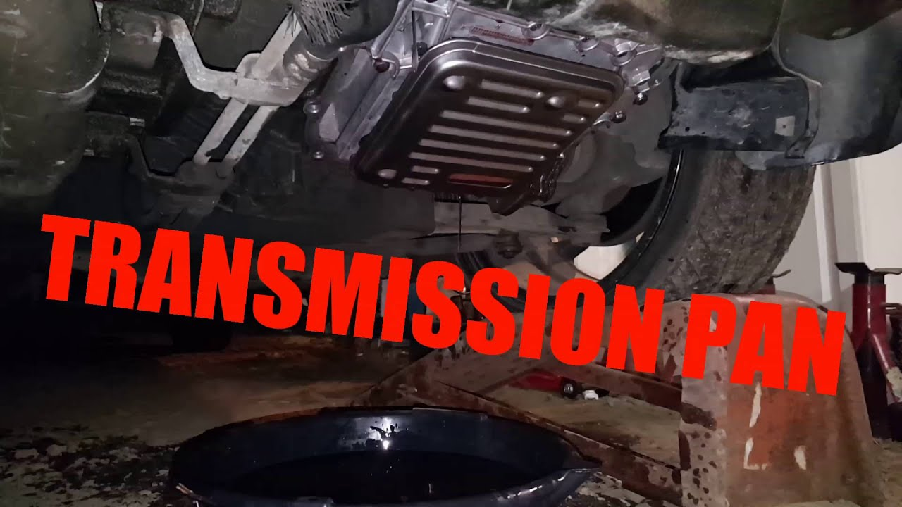 HOW TO CHANGE 95-05 NEON/PT CRUISER AUTOMATIC TRANSMISSION FLUID AND FILTER