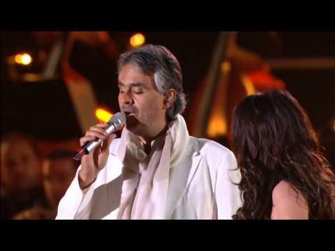 Con Te Partiro  Andrea Bocelli & Sarah Brightman
