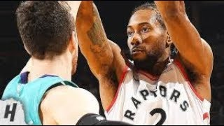 INSANE Charlotte Hornets vs Toronto Raptors - Full Game Highlights | November 18, 2019