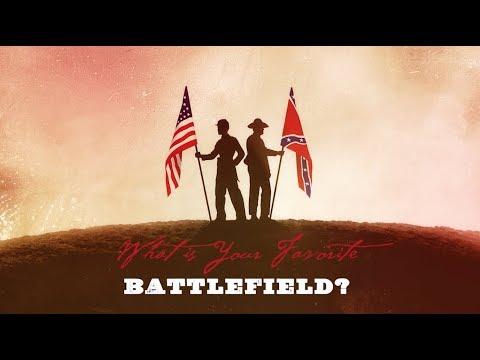 What Is Your Favorite Civil War Battlefield?