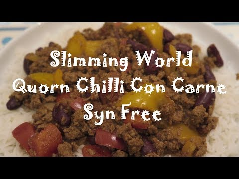Slimming World | Quorn Chilli Con Carne | SYN FREE