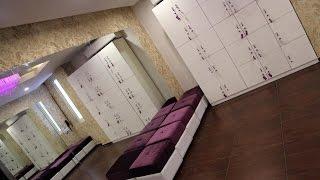 Beauty & Makeup Salon Interior Design - KritiDS The Makeup Studio, New Delhi, India
