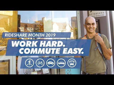 Work Hard. Commute Easy