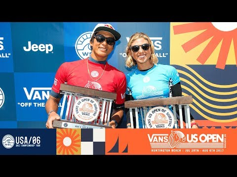Final Day Highlights - Vans US Open 2017
