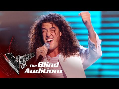 Harrisen Larner-Main's 'Have A Little Faith In Me' | Blind Audition | The Voice UK 2019