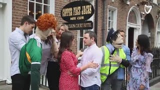 WATCH: Coppers the musical - We wanted to do with Copper Face Jacks what Baz Luhrman did with Mou...