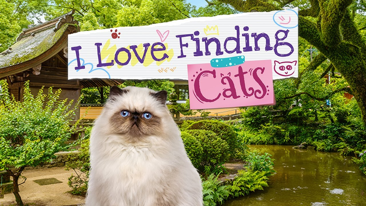 I Love Finding Cats Collector's Edition Trailer