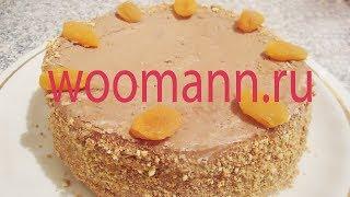 Бисквитный торт проще простого -ТОРТ СКАЗКА
