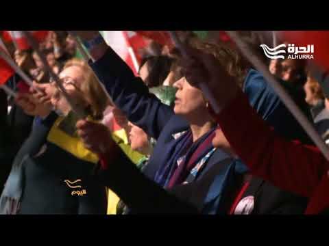 المرأة الإيرانية... محور الانتفاضة