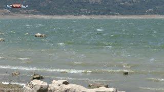 بحيرة القرعون الملوثة تتربص بسكان البقاع
