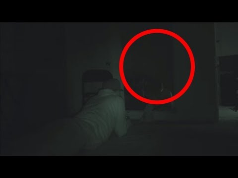 REAL BLOODY MARY CHALLENGE GONE WRONG (Creepy Spirit Caught on Camera)