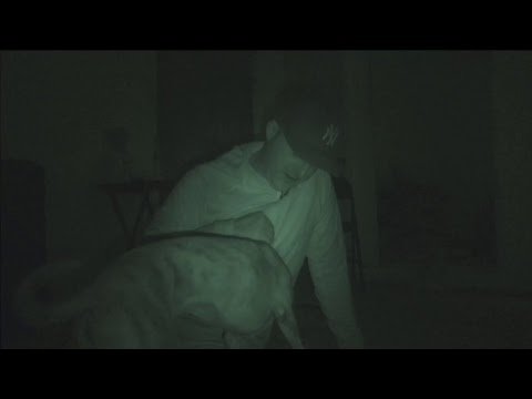 PLAYING THE SCARY BLOODY MARY GAME (IN A REAL HAUNTED HOUSE)