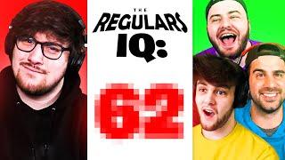 Фото WHO Is The DUMBEST REGULAR (IQ Test)