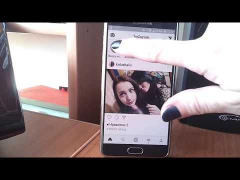 Как загрузить фото/видео , в историю Инстаграм?