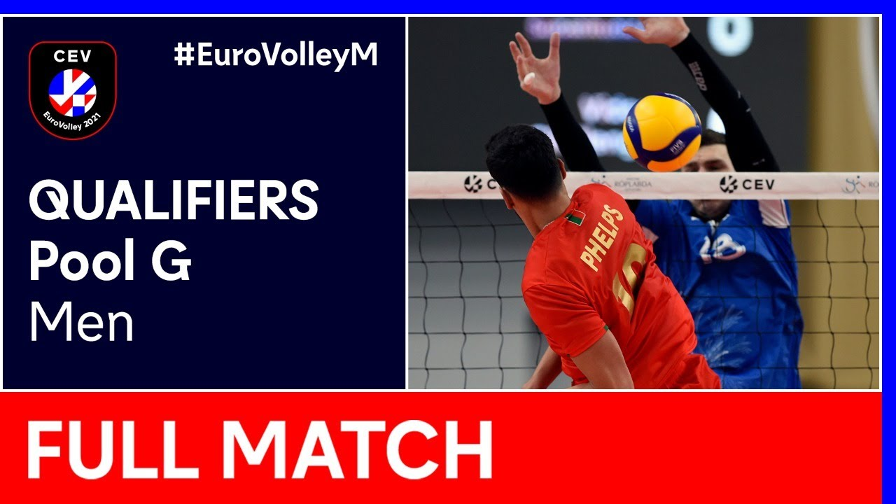 Download Portugal vs. Hungary - CEV EuroVolley 2021 Qualifiers Men